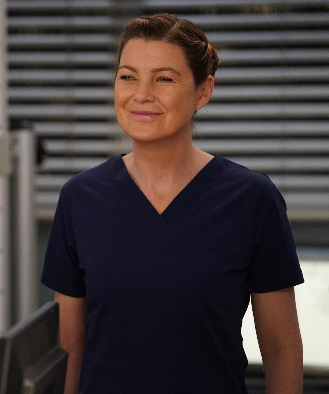 Ellen Pompeo on 'Grey's Anatomy'