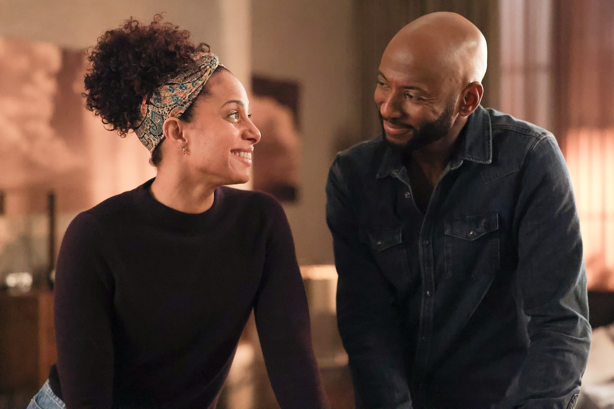 Christina Moses and Romany Malco on 'A Million Little Things'