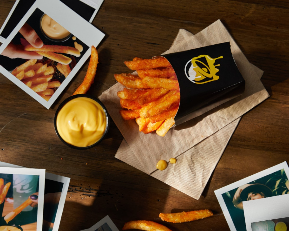 Taco Bell is bringing back Nacho Fries for the end of the year.