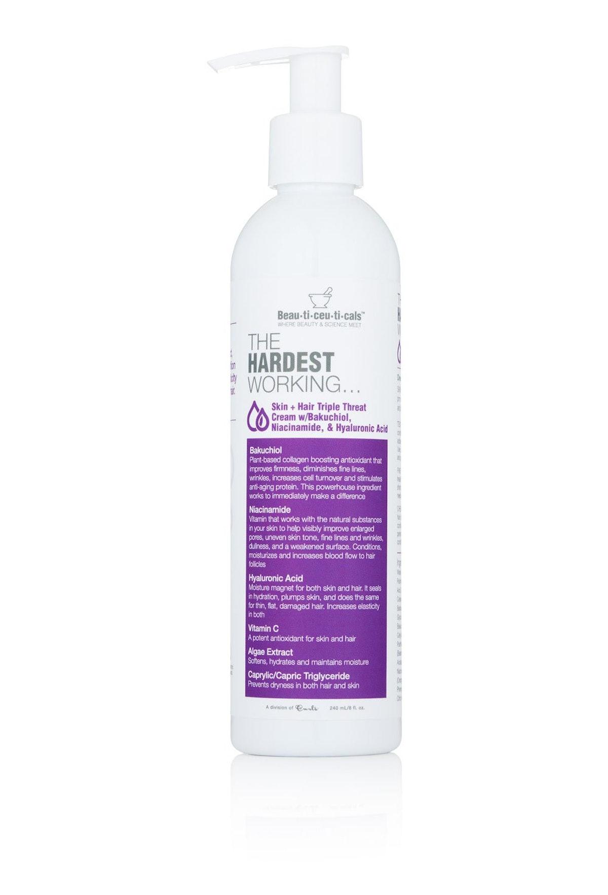 Skin + Hair Triple Threat Cream