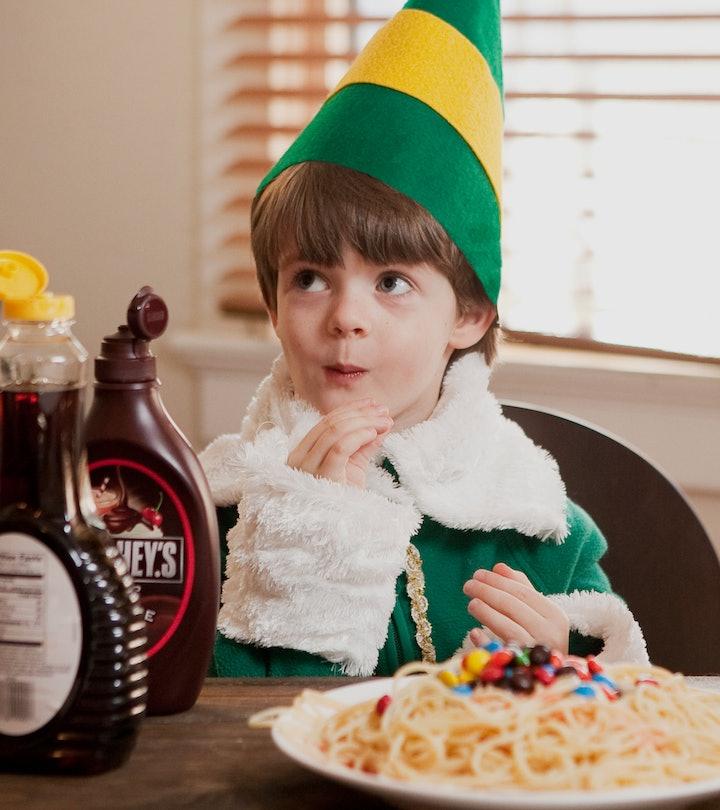 Grant McKellar as Buddy the Elf