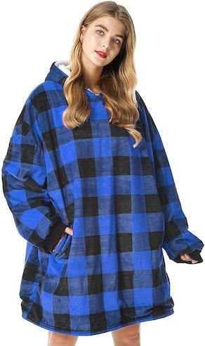 Felicigeely Blanket Sweatshirt