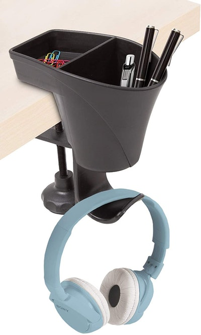 Stand Steady Clamp-On Pen Cup