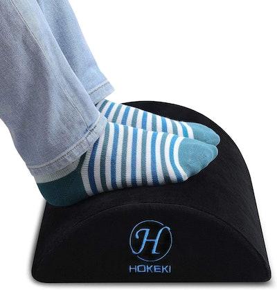 HOKEKI Ergonomic Under-Desk Foot Rest