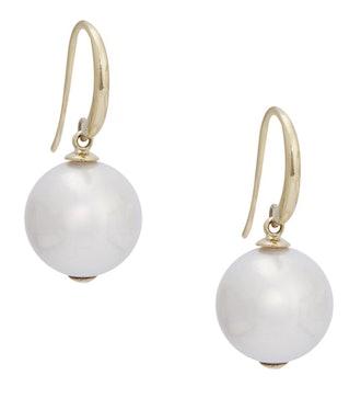 Perfect Pearl Earrings