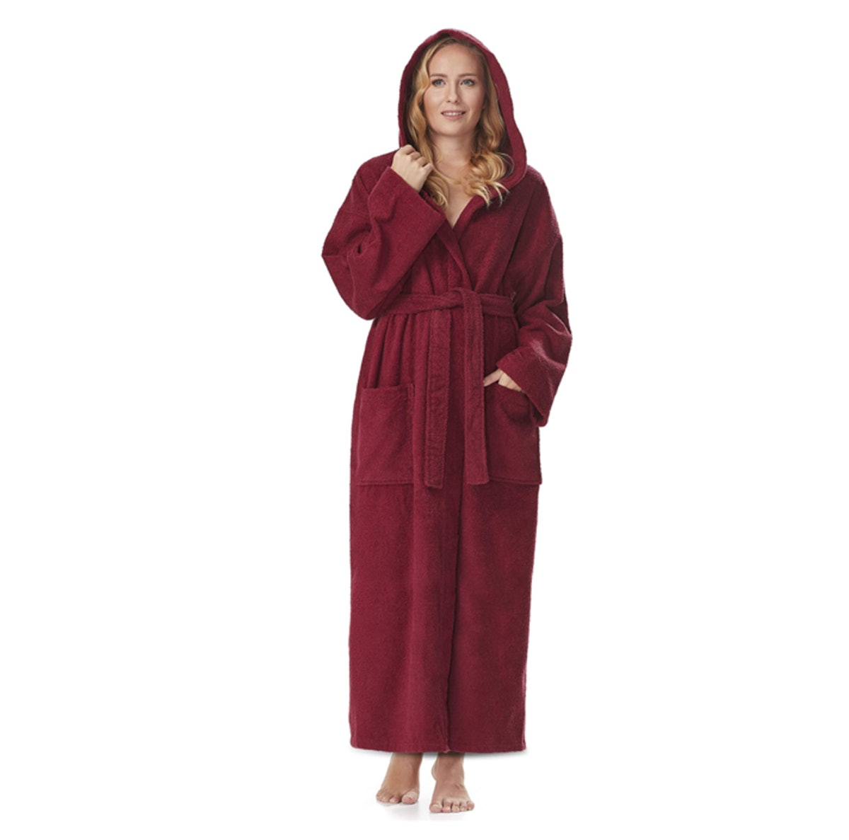 Arus Hooded Robe
