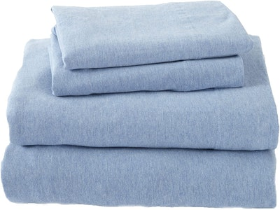 Great Bay Home Jersey Knit Sheets