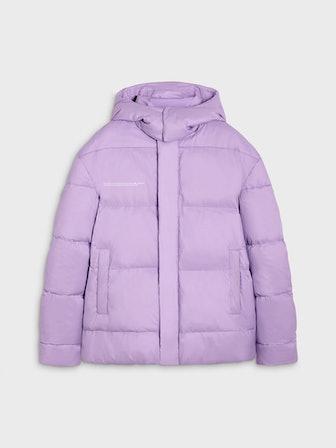 FLWRDWN™ Fitted Short Puffer Jacket