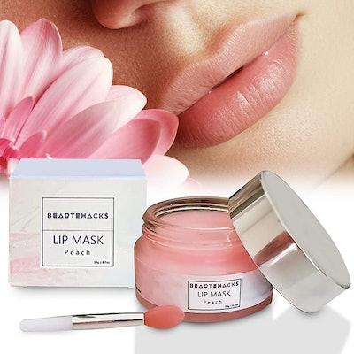 BeauteHacks Moisture & Collagen Booster Sleeping Lip Mask