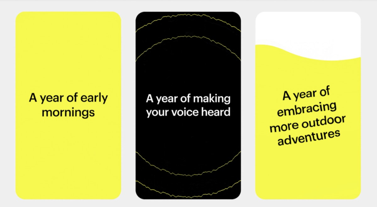 Here's why you might not have Snapchat's 2020 Year in Review Story.