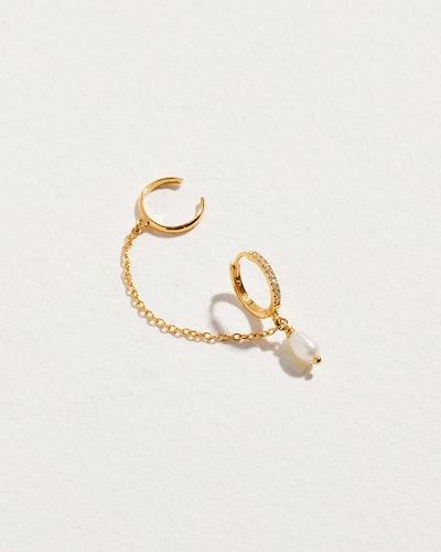 Sara Ar Chain Cuff