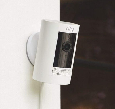 Ring Plug-In Security Camera