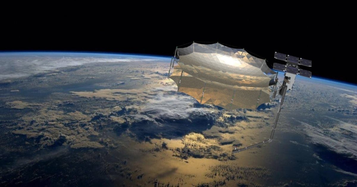 Capella Space's new satellite is eerily observant