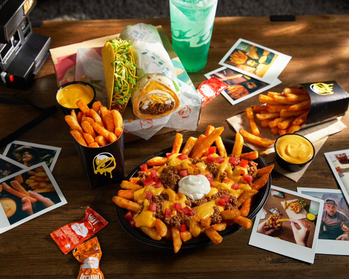 Taco Bell is bringing back Nacho Fries, but they won't be here forever.
