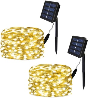 Solarmks Solar String Lights (2-Pack)