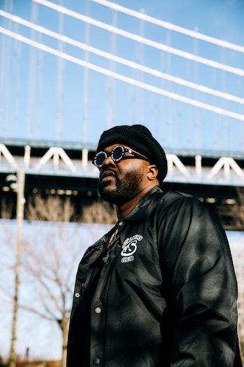 Smoke DZA rapper.