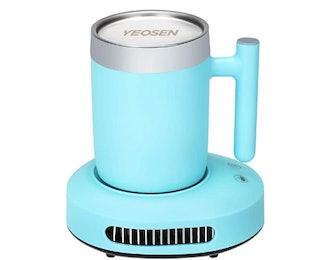 YEOSEN Coffee Mug Warmer and Cooler