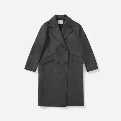 The Italian ReWool Overcoat