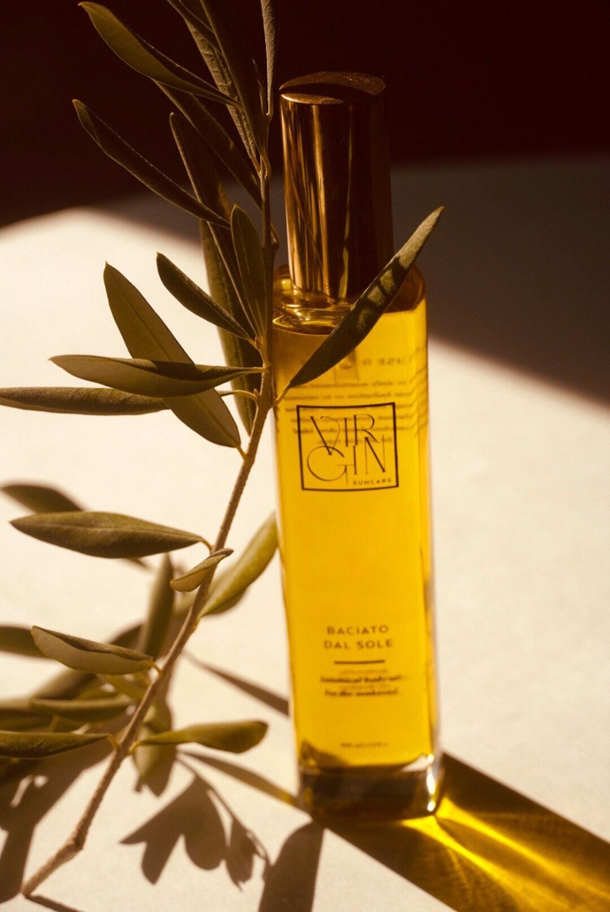 Baciato Dal Sole Botanical Body Oil