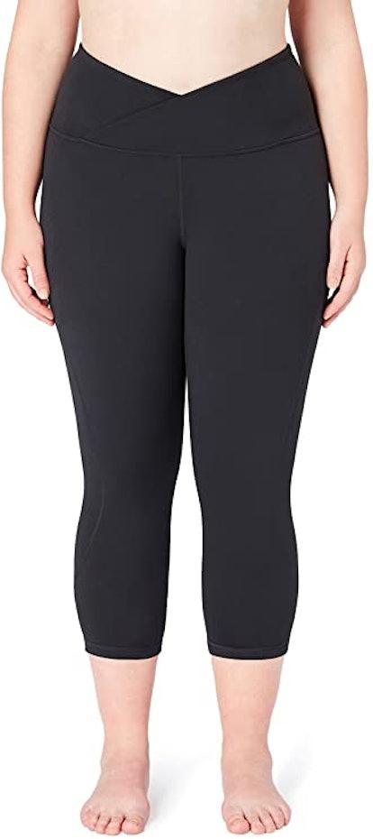 Core 10 Women's 'Build Your Own' Yoga 7/8 Crop Legging