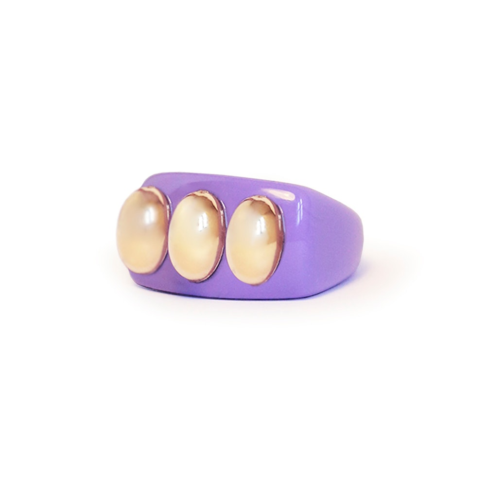 Lilac Knuckle Duster