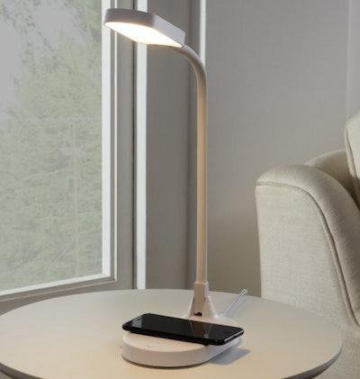 onn. LED Wireless Charging Lamp
