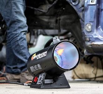 Mr. Heater Propane Forced-Air Heater