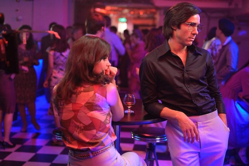 Jenna Coleman & Tahar Rahim in 'The Serpent'