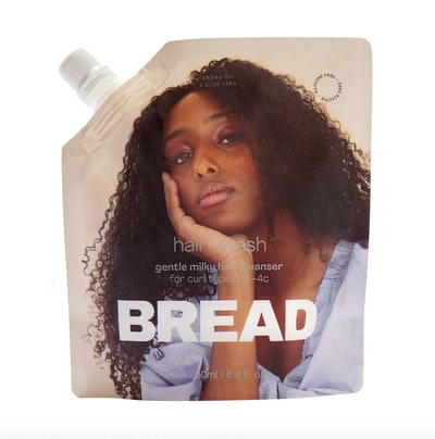 Bread Beauty Supply hair-wash: gentle milky hair cleanser
