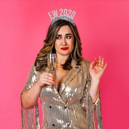 Schitt's Creek New Years 2020 Tiara