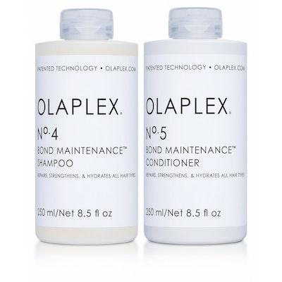 No.4 and No.5 Shampoo and Conditioner Set