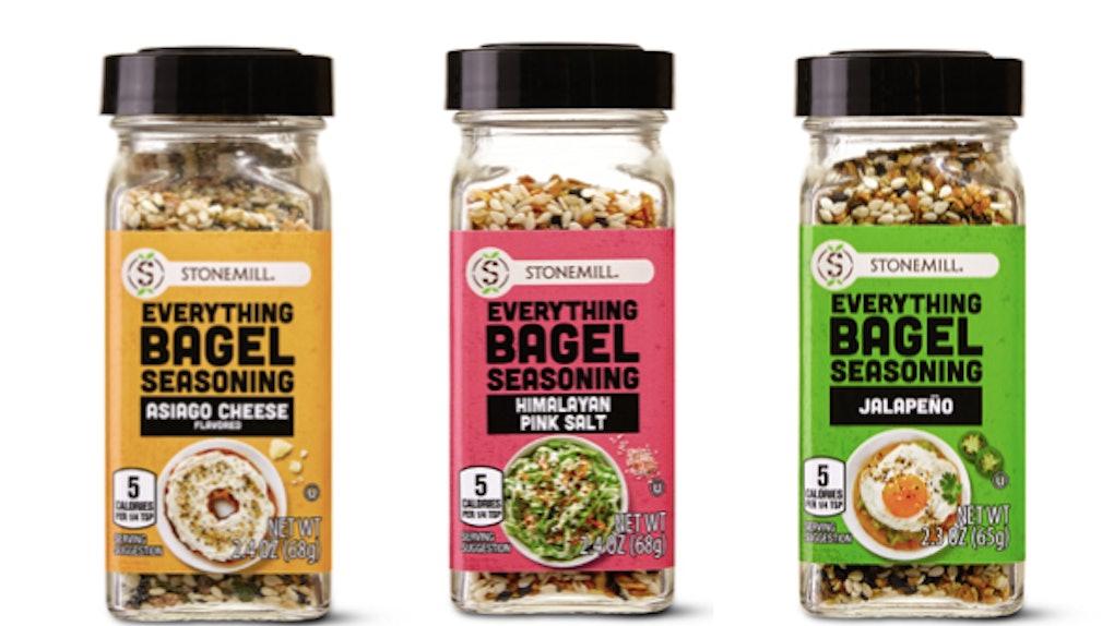 Aldi launched three new Everything Bagel seasonings on Dec. 16.