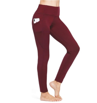 BALEAF Fleece-Lined Leggings