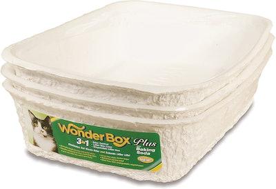 Kitty's Wonderbox Disposable Litter Box (6-Pack)