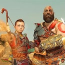atreus and kratos at the end of god of war 2018