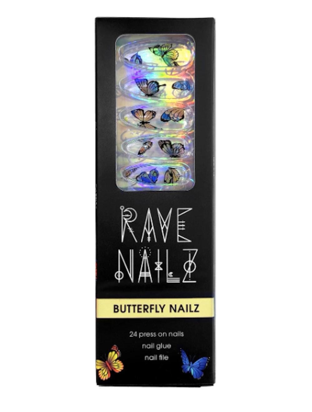 Butterfly Nailz
