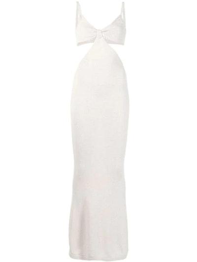 Serita cut-out detail dress