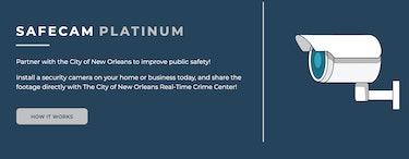 SafeCam Platinum screenshot