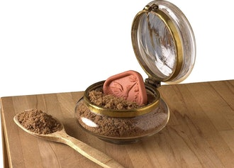 JBK Pottery Brown Sugar Saver