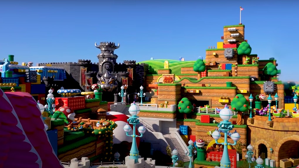 These tweets about Super Nintendo World feature so many excited fans.