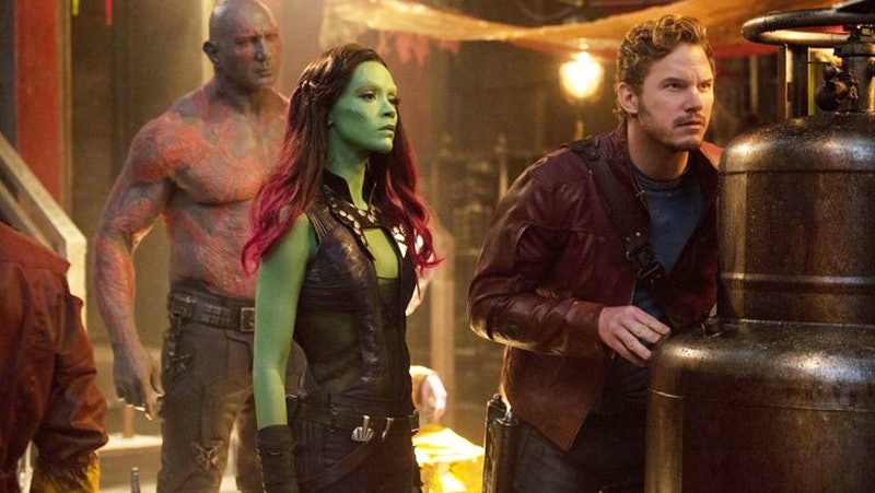 'Guardians of the Galaxy' director James Gunn responded to new that U.S. Space Force members will be called guardians.