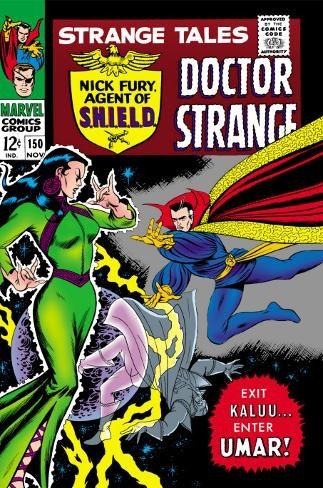 umar doctor strange mcu avengers 5 villain