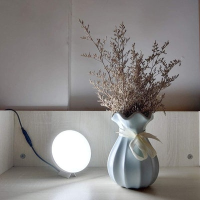 AMZCOOL Light Therapy Lamp