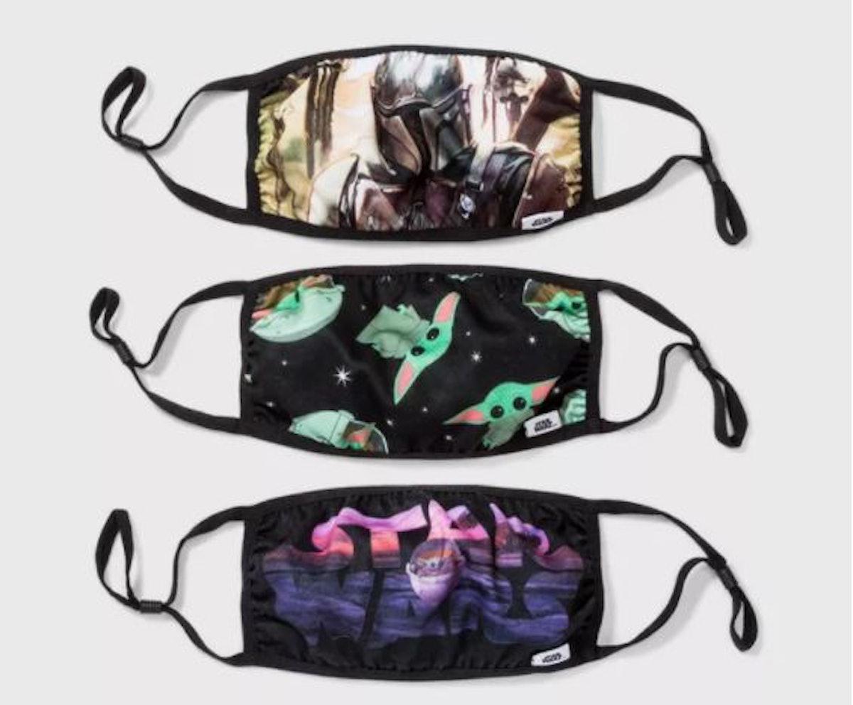 Star Wars: The Mandalorian Cloth Face Masks