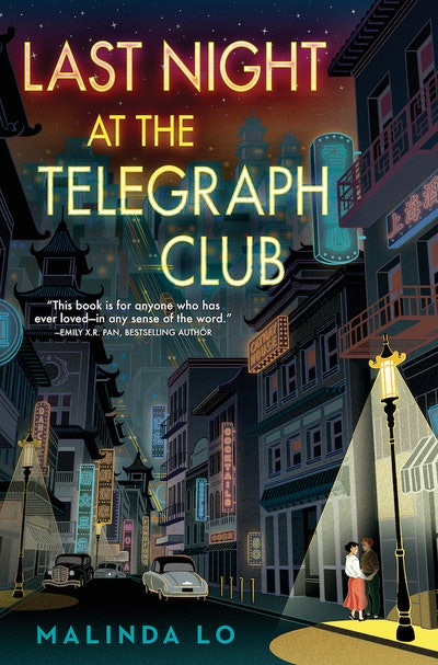 'Last Night at the Telegraph Club' by Malinda Lo
