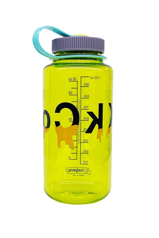 32oz Drip Nalgene in Lime