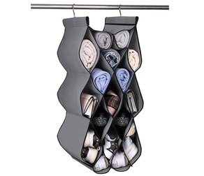 SLEEPING LAMB Hanging Shoe Organizer
