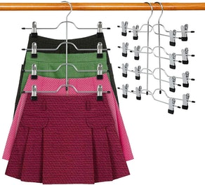 DOIOWN Tiered Pants Hangers (3-Pack)
