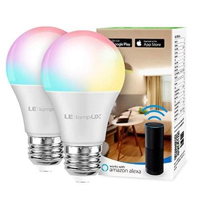 LE Smart Light Bulb