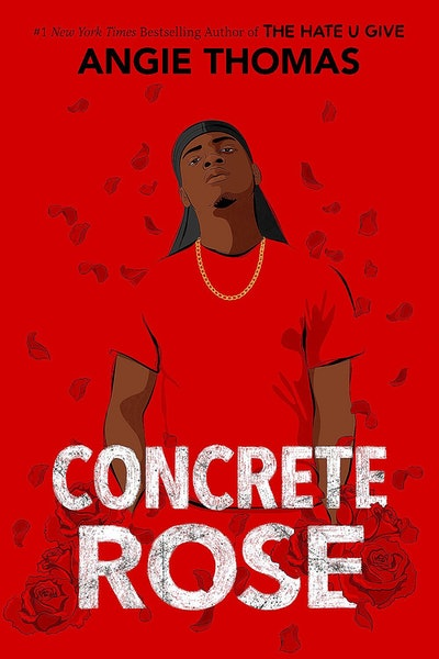'Concrete Rose' by Angie Thomas